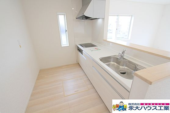 戸建賃貸-黒川郡大和町吉岡字石神沢 キッチン