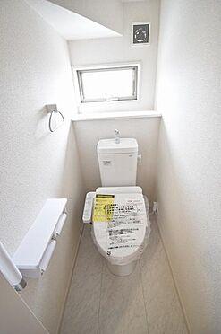 新築一戸建て-仙台市青葉区川平5丁目 トイレ