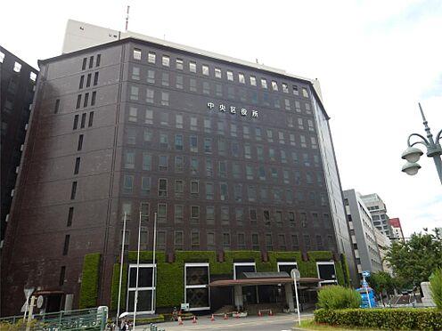 区分マンション-中央区湊3丁目 中央区役所(750m)