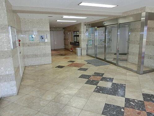 マンション(建物一部)-横浜市磯子区中原1丁目 エントランスです。