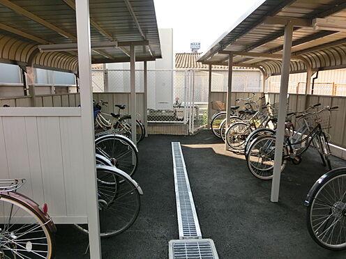 マンション(建物一部)-大阪市平野区長吉出戸8丁目 屋根付きの駐輪スペース完備