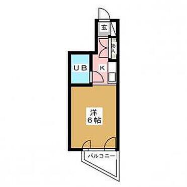 マンション(建物一部)-中野区鷺宮4丁目 間取り