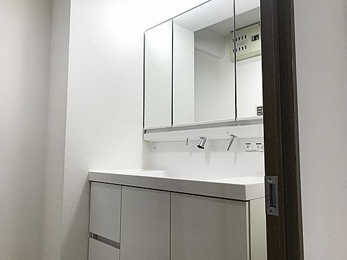 中古マンション-神戸市垂水区名谷町 洗面