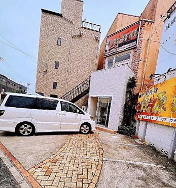 住宅付店舗-茂原市町保 外観