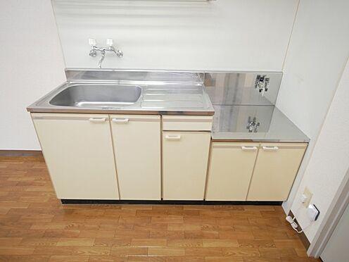 マンション(建物一部)-札幌市豊平区中の島二条8丁目 キッチン