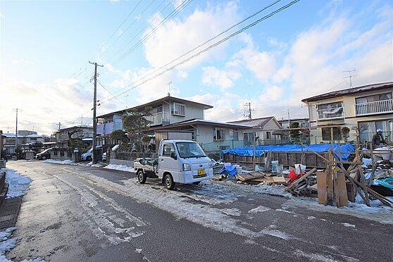 新築一戸建て-多賀城市浮島2丁目 べた基礎