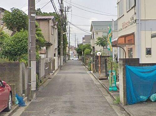 マンション(建物全部)-武蔵野市八幡町1丁目 前面道路