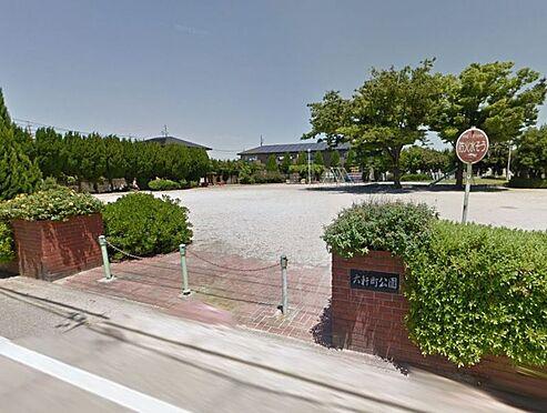 土地-碧南市六軒町4丁目 六軒町公園 徒歩約3分 240m