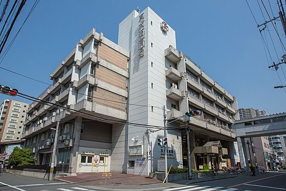 区分マンション-大阪市城東区中央3丁目 東大阪病院 約550m 徒歩7分