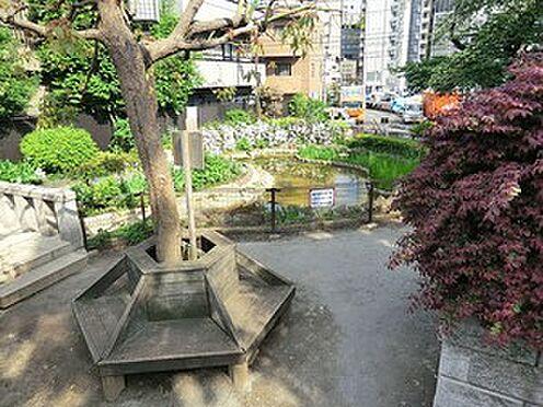 マンション(建物一部)-新宿区西新宿6丁目 二軒家公園