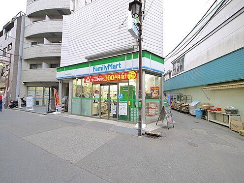 建物全部その他-新宿区中井1丁目 ファミリーマート 中井駅前店