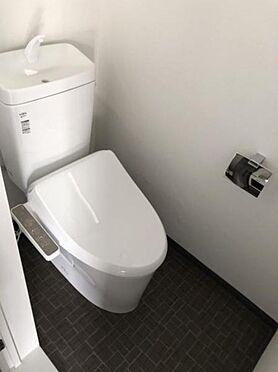アパート-横浜市西区境之谷 トイレ