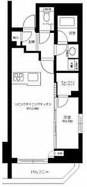 マンション(建物一部)-文京区本郷3丁目 間取り