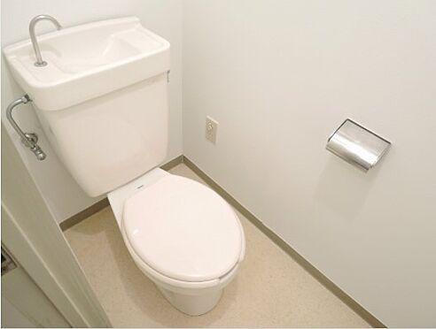 一棟マンション-北九州市小倉北区黄金1丁目 トイレ