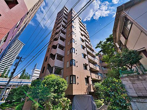 区分マンション-渋谷区恵比寿3丁目 北西側外観
