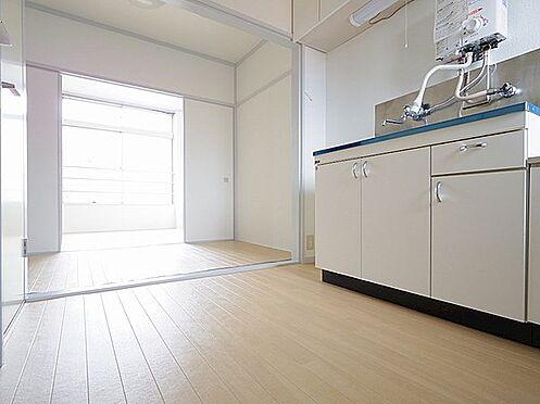 マンション(建物全部)-西東京市緑町3丁目 キッチン