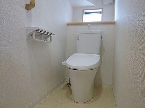 新築一戸建て-茨木市南春日丘6丁目 トイレ
