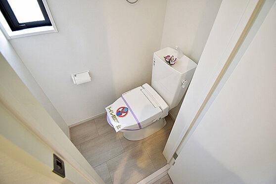 新築一戸建て-三鷹市牟礼7丁目 トイレ