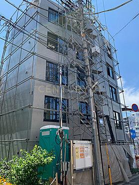 マンション(建物全部)-板橋区坂下2丁目 現地/2020.7撮影