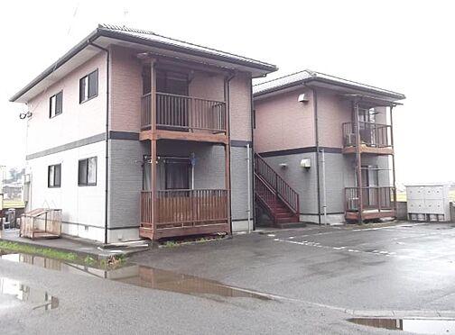 アパート-行橋市大字二塚 外観