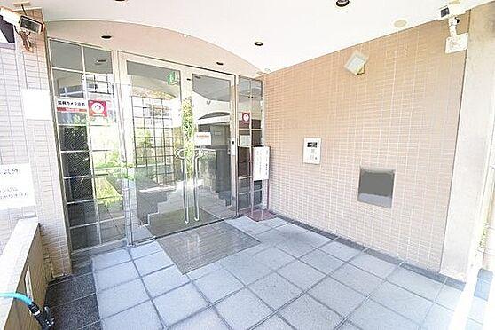 マンション(建物一部)-大阪市天王寺区悲田院町 防犯設備完備のエントランス