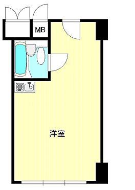 マンション(建物一部)-大阪市淀川区西宮原2丁目 ワンルームだから、ひとり暮らしに使い勝手がいいです。