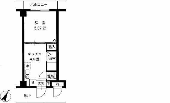 区分マンション-横浜市西区久保町 その他
