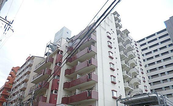 マンション(建物一部)-大阪市淀川区十三東1丁目 レトロな雰囲気の外観。