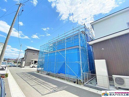 新築一戸建て-石巻市大街道北1丁目 外観