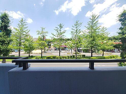 区分マンション-多摩市愛宕4丁目 ニュータウン通り側の眺望です。