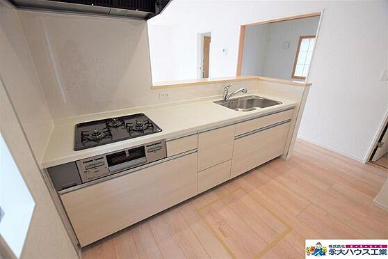 新築一戸建て-石巻市向陽町3丁目 キッチン