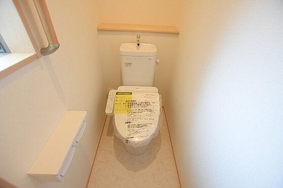 新築一戸建て-足立区西伊興3丁目 トイレ
