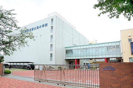 アパート-上尾市浅間台3丁目 【小学校】上尾市立富士見小学校まで1136m