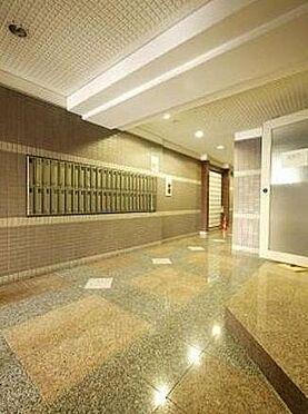 マンション(建物一部)-京都市上京区西船橋町 きれいなエントランス