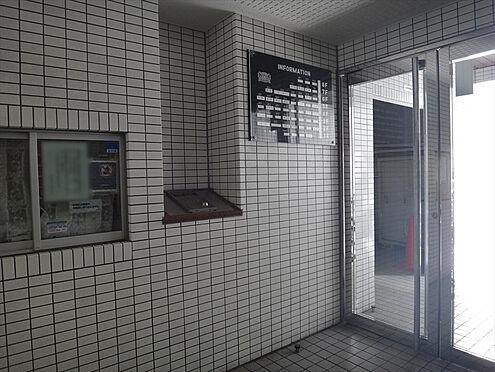 事務所(建物一部)-横浜市中区千歳町 エントランス
