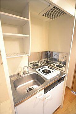マンション(建物一部)-品川区西五反田3丁目 キッチン