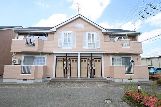 アパート-笠間市赤坂 外観