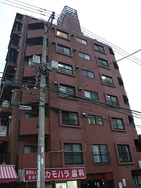 マンション(建物一部)-新宿区北新宿1丁目 外観