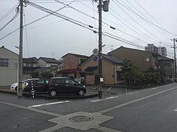 富山市桃井町土地
