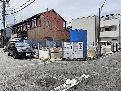 新築一戸建て-名古屋市中村区名駅南5丁目 外観