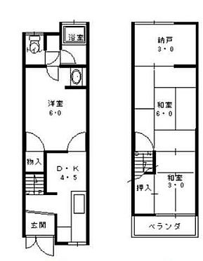建物全部その他-大阪市平野区喜連2丁目 間取り