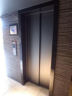 マンション(建物一部)-大阪市阿倍野区天王寺町南3丁目 防犯カメラつきのエレベーター