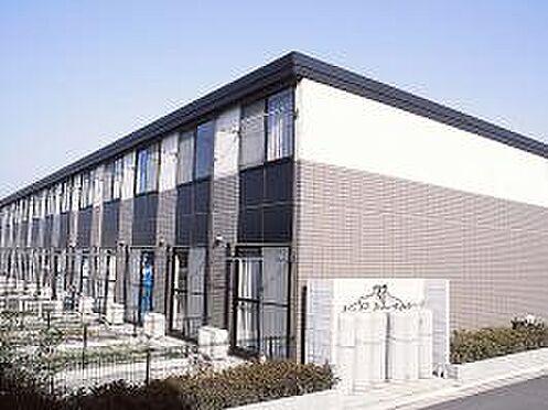 アパート-座間市新田宿 外観