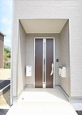 戸建賃貸-仙台市太白区西多賀5丁目 玄関