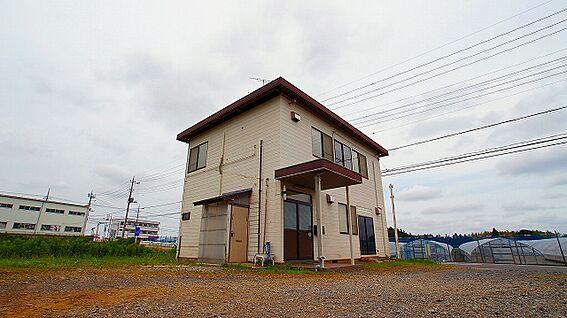 店舗事務所(建物全部)-八街市東吉田 外観