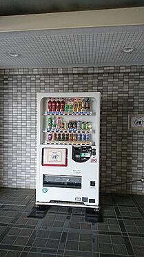 中古マンション-川越市氷川町 自動販売機