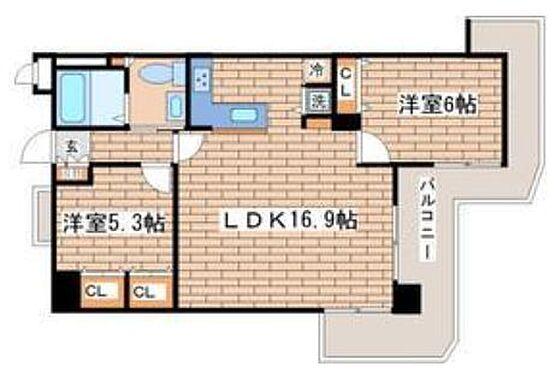 マンション(建物一部)-神戸市須磨区清水台 南東向きバルコニー