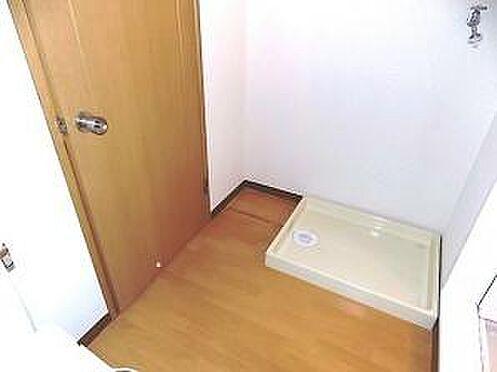 アパート-川口市南前川2丁目 洗濯機置き場