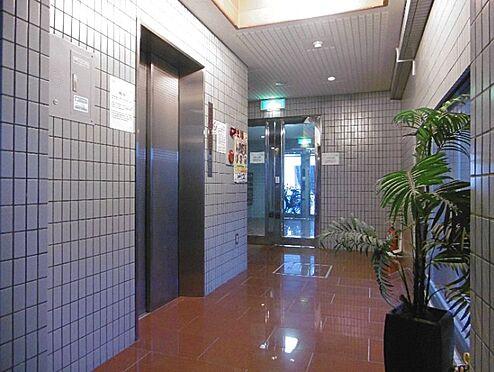 マンション(建物一部)-大阪市浪速区幸町2丁目 エレベーターがあり、行き来も楽々