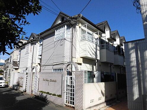 アパート-板橋区赤塚2丁目 外観